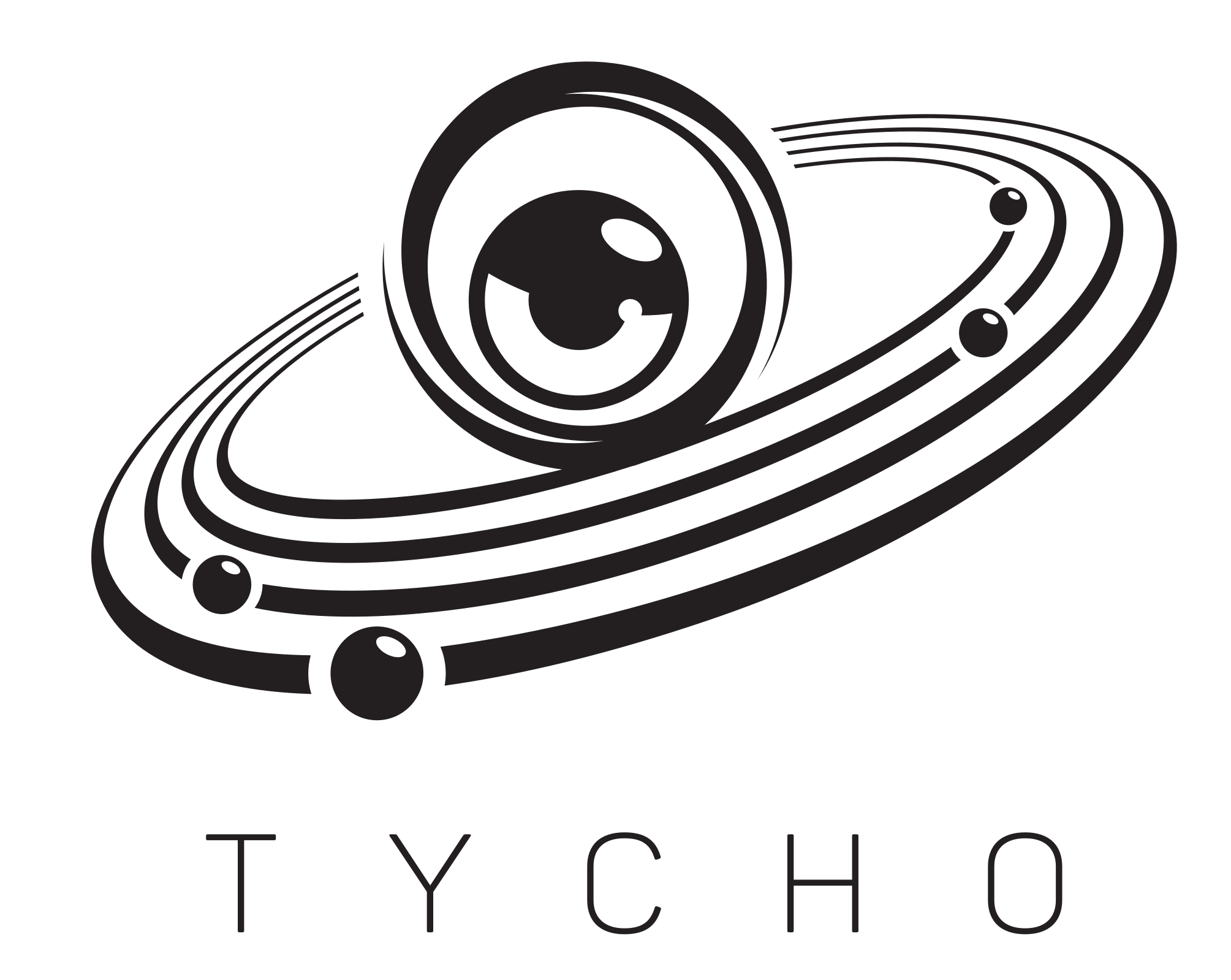 The official Tycho Logo